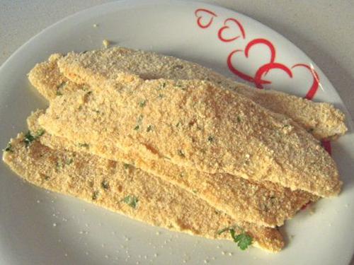 filetti di merluzzo impanati e fritti - ricette di cucina il cuore ... - Cucinare Filetto Di Merluzzo