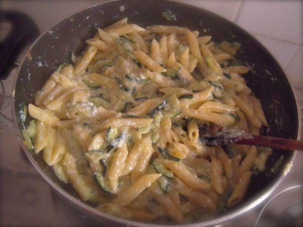 Ricette di pasta con zucchine genovesi