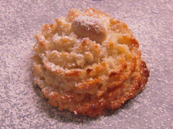 Ricetta dolcetti con pasta di mandorle