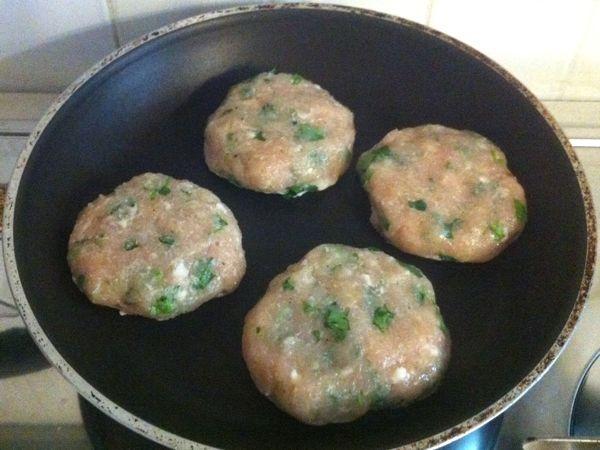 hamburger di pollo - ricetta hamburger di pollo con foto - Come Cucinare Hamburger Di Carne