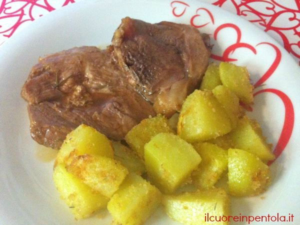 Arrosto di maiale alla birra ricette di cucina il cuore for Arrosto maiale