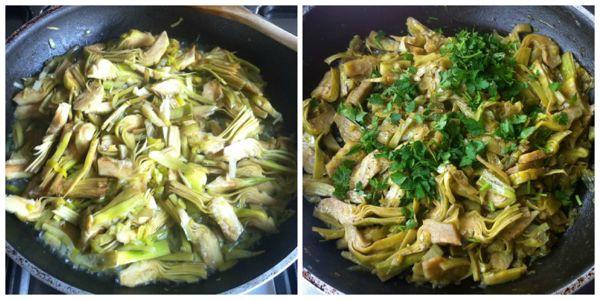 Risotto ai carciofi ricette di cucina il cuore in pentola for Cucinare i carciofi
