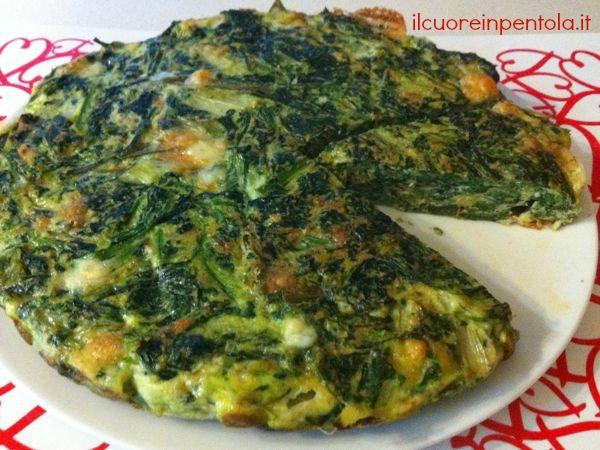 Frittata di verdure al forno ricette di cucina il cuore for Ricette di verdure