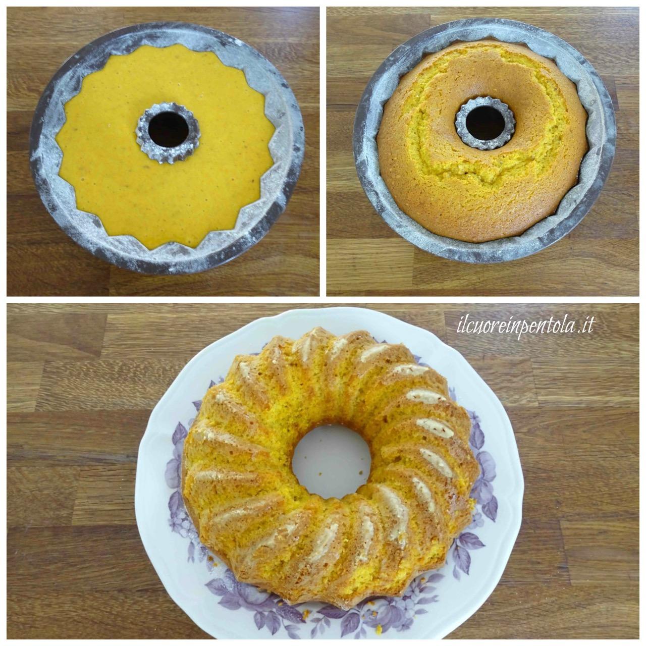 cottura torta