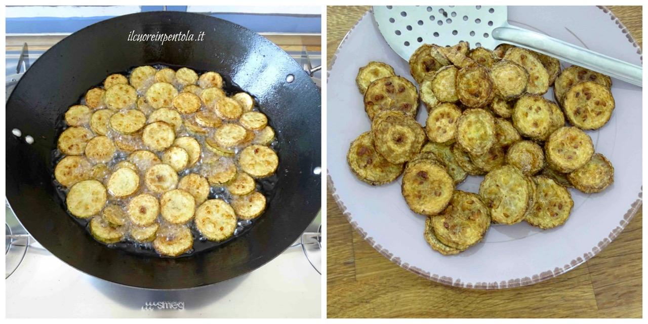 friggere zucchine