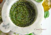 Pesto alla genovese (con Mortaio)