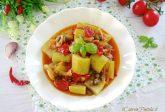 Zucchine al pomodoro