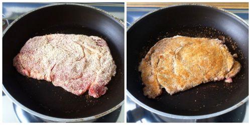 Arrosto panato alla palermitana ricette di cucina il for Cucinare arrosto
