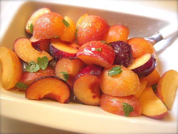 frutta cotta al forno