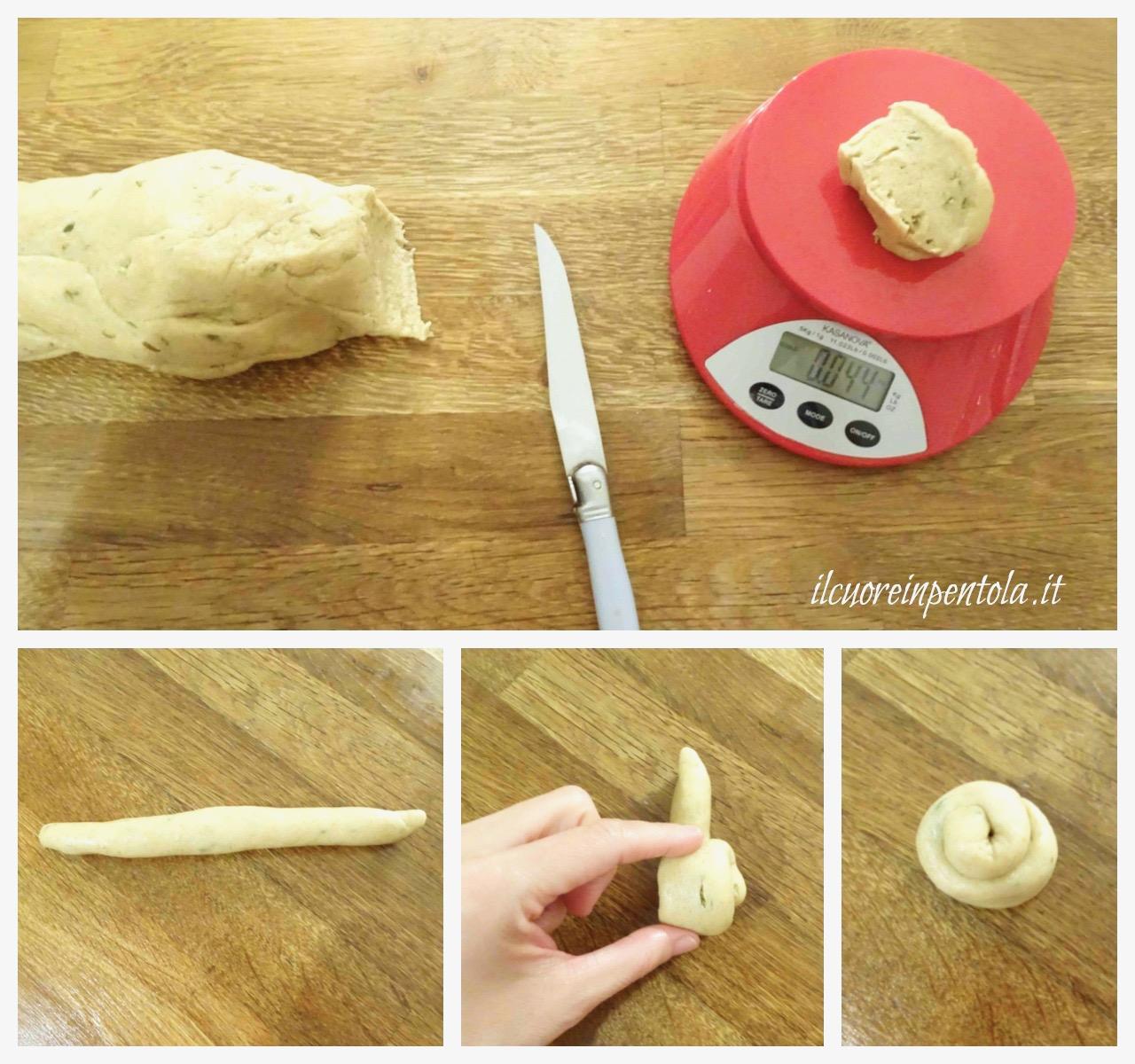 formare biscotti