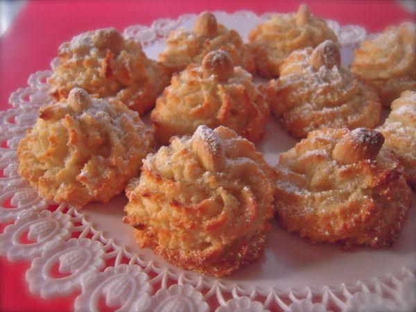 Biscotti Di Natale Uccia.Pasticcini Di Pasta Di Mandorle Ricetta Il Cuore In Pentola
