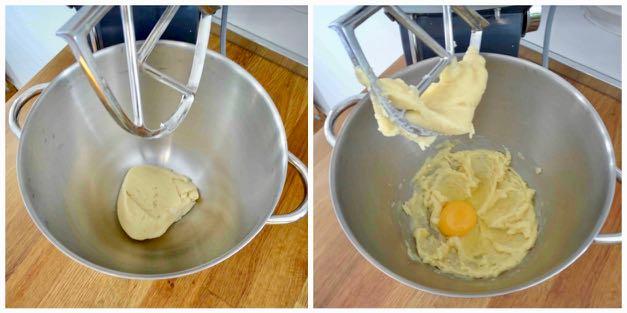 incorporare uova