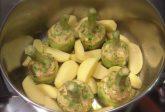 Carciofi alla villanella con patate