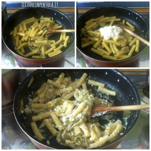 pasta-carciofi-e-ricotta-ricetta3