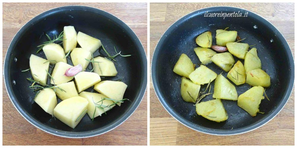 cottura patate al forno
