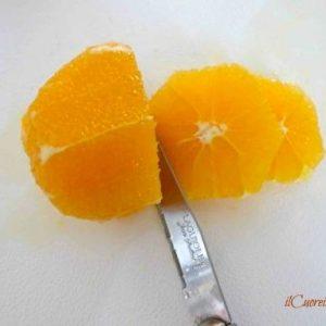 pelare a vivo l'arancia