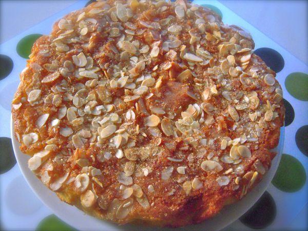 Ricetta torta con arance candite