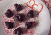 Cuori di cioccolato