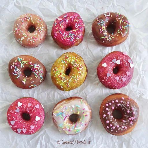 glassare donuts