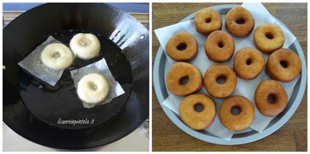 friggere i donuts