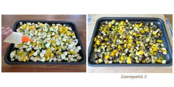 cottura in forno ratatouille