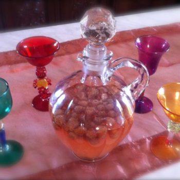 liquore fragolino fatto in casa