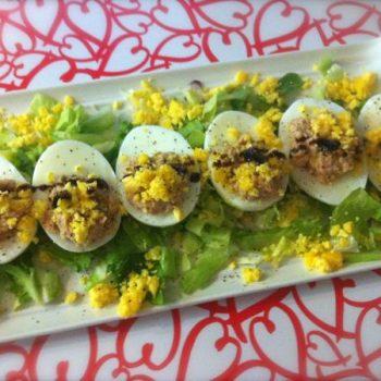 uova con salsa tonnata