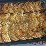 melanzane gratinate al forno