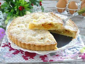 crostata di mele della nonna
