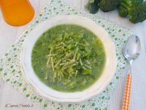 Minestra di broccoli