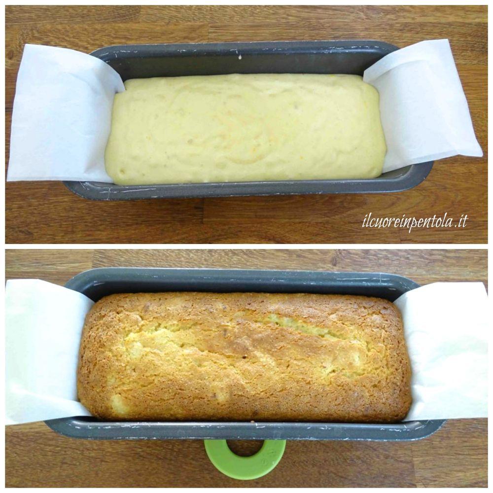 cottura pan di limone