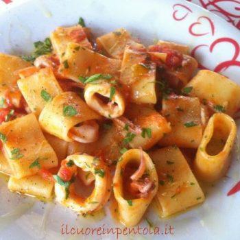 calamarata ricetta originale
