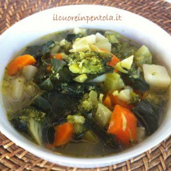zuppa di broccoli