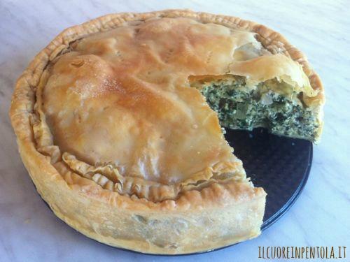 Torta Pasqualina Ricette Di Cucina Il Cuore In Pentola