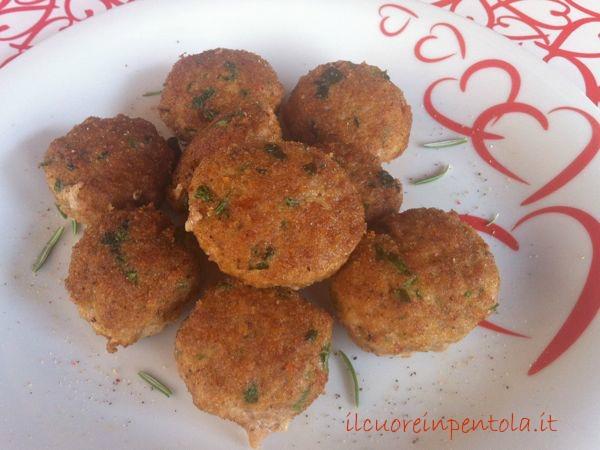 Polpette di carne ricette di cucina il cuore in pentola for Cucina italiana ricette carne