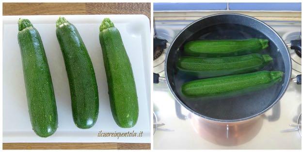 lessare zucchine