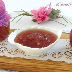 confettura di cipolle rosse