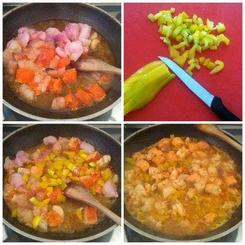 Tagliolini in brodo di pesce ricette di cucina il cuore for Cucinare 5 minuti