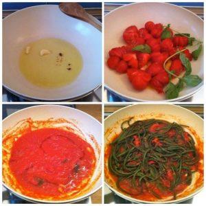 Fagiolini al pomodoro - Cucinare i fagiolini ...
