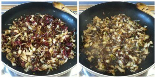 Risotto al radicchio ricette di cucina il cuore in pentola for Cucinare risotto