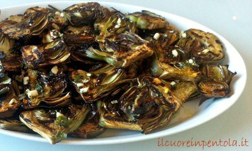 carciofi-marinati-grigliati