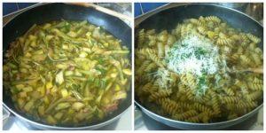 cucinare-pasta-carciofi-pancetta