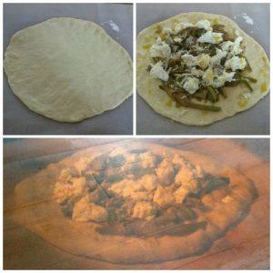preparare-pizza-carciofi-e-ricotta