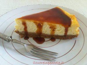 cheesecake-al-forno