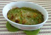 Crepes salate speck e zucchine