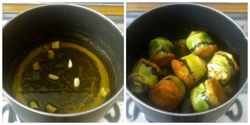 Carciofi ripieni di ricotta ricette di cucina il cuore for Cucinare i carciofi