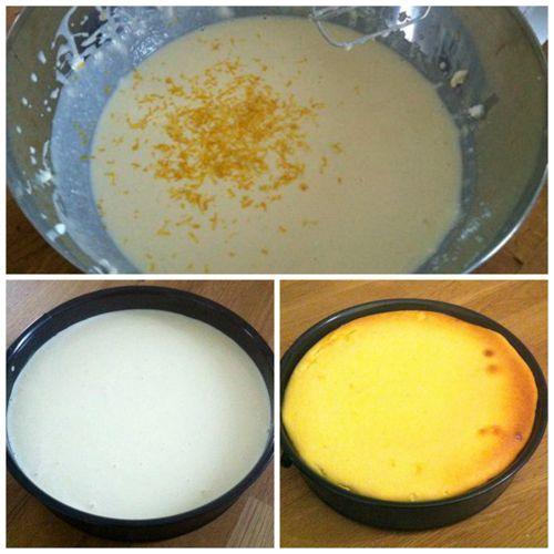 Cheesecake cotto ricetta del cheesecake cotto al forno - Cucinare lo sgombro al forno ...