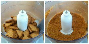 fare base biscotti per cheesecake