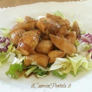 pollo in salsa di soia ricetta