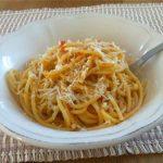 Spaghetti con la nduja